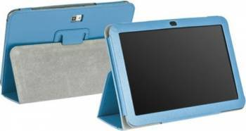 Husa Tableta Kruger Matz 10.1 inch Blue Huse Tablete