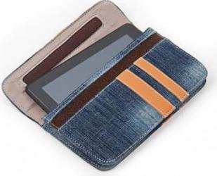 Husa Tableta Omega Platinet 7 inch Albastru Huse Tablete