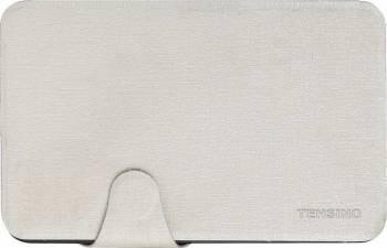 Husa Tableta Piele Ultra Slim Universala 7-8 inch Alb