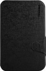 Husa Tableta Piele Ultra Slim Universala 7-8 inch Negru Accesorii Tablete