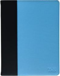Husa Tableta TnB MicroDots iPad 2 iPad new - blue huse tablete