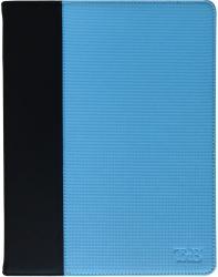 Husa Tableta TnB MicroDots iPad 2 iPad new - blue Huse Tablete