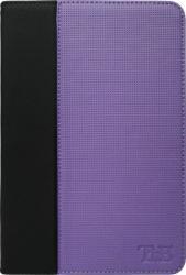 Husa Tableta TnB MicroDots iPad mini - purple Huse Tablete
