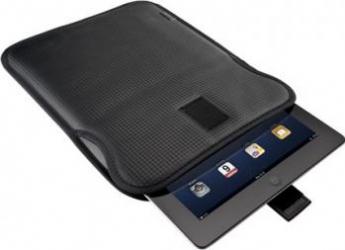 Husa Tableta Trust Carbon Look 10 Black Huse Tablete