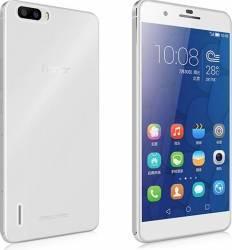 Husa OEM Ultraslim Huawei Honor 6 Plus Alb Huse Telefoane