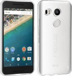 Skin OEM Ultraslim LG Nexus 5X Alb Huse Telefoane
