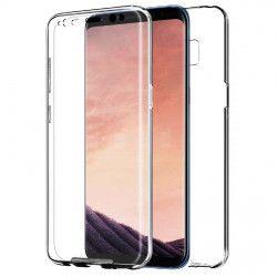 a66c964f9b6 Husa 360° Samsung Galaxy A50 A505 TPU Transparent fata+spate Huse Telefoane