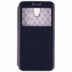 Husa Flip Cover Alcatel One Touch POP 4 5051D - Albastru Huse Telefoane