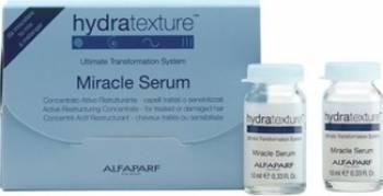 Fiole tratament Alfaparf Hydra Texture Miracle Serum 6 x 10ml Tratamente de par