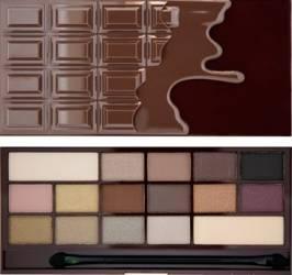 Paleta de culori Makeup Revolution London I Love Makeup - Death by Chocolate Make-up ochi
