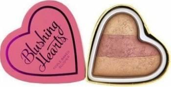Blush Makeup Revolution London I Love Makeup - Peachy Keen Heart Make-up ten