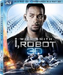 I robot BluRay 3D 2004 Filme BluRay 3D