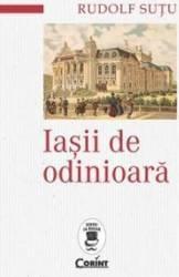 Iasii De Odinioara - Rudof Sutu