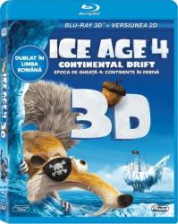 Ice Age 4 Continental drift BluRay 3D 2012 Filme BluRay 3D