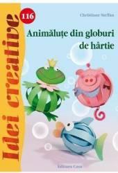 Idei Creative 116 - Animalute Din Globuri De Hartie - Christiane Stefann