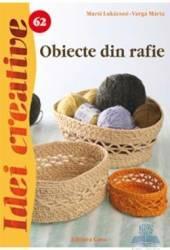 Idei creative 62 - Obiecte din rafie - Marsi Lukacsne-Varga Marta