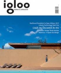Igloo - Habitat si arhitectura - iunie 2014