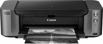 Imprimanta Cu Jet Color Canon Pixma Pro-10S Wireless Duplex Manual A3 Imprimante cu jet