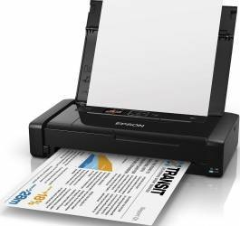 Imprimanta cu Jet Color Epson WF-100W Wireless A4