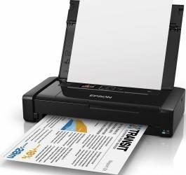 Imprimanta cu Jet Color Epson WF-100W Wireless A4 Imprimante Laser