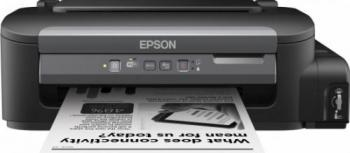 Imprimanta cu Jet Monocrom Epson WorkForce M105 Wireless A4