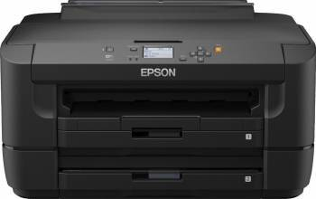 Imprimanta cu jet Epson WorkForce WF-7110DTW Wireless