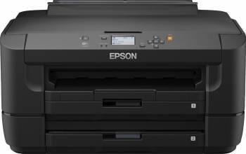 Imprimanta cu jet Epson WorkForce WF-7110DTW Wireless