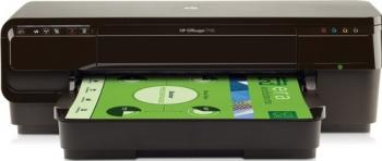 Imprimanta cu Jet Color HP Officejet 7110 Wireless A3 Resigilat