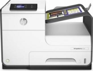 Imprimanta cu Jet Color HP PageWide Pro 452dw Duplex Wireless