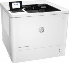 Imprimanta Cu Jet Monocrom HP Enterprise M608dn Retea Duplex A4 Imprimante cu jet