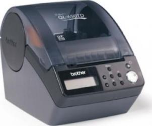 Imprimanta Etichetare Termica Brother QL650TD Imprimante Termice