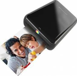 Imprimanta Foto Mobila POLAROID Zip Fotografii Instant Negru Imprimante Laser