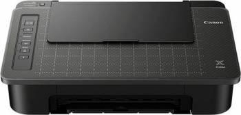 Imprimanta inkjet CANON Pixma TS305 A4 USB Wi-Fi Bluetooth Negru Imprimante Laser