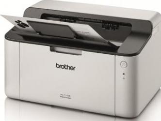 Imprimanta Laser Monocrom Brother HL-1110E A4 Imprimante Laser