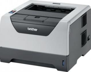 Imprimanta Laser alb-negru Brother HL-5340D Monocrom 32ppm 1200x1200 Duplex USB Refurbished