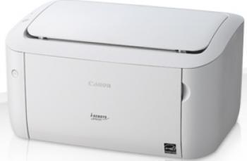 Imprimanta Laser alb-negru Canon i-SENSYS LBP6030 White