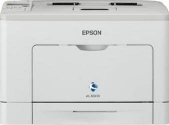 Imprimanta Laser Monocrom Epson WorkForce AL-M300DN Duplex Retea A4 Refurbish Imprimante, Multifunctionale Refurbished