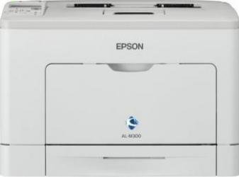 Imprimanta Laser Monocrom Epson WorkForce AL-M300DN Duplex Retea A4 Refurbish Imprimante, Multifunctionale Refurbished