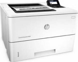 Imprimanta Laser Monocrom HP LaserJet Enterprise M506dn Duplex Retea A4 Imprimante Laser