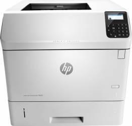 Imprimanta Laser Monocrom HP LaserJet Enterprise M605dn Retea Duplex A4 Imprimante Laser