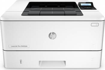 Imprimanta Laser Monocrom HP LaserJet Pro M402dn Retea Duplex A4 Imprimante Laser