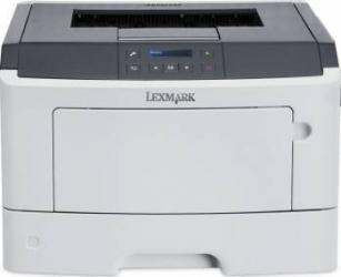 Imprimanta Laser Monocrom Lexmark MS312DN Duplex Retea