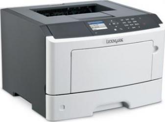 Imprimanta Laser Monocrom Lexmark MS510dn Duplex Retea A4 Imprimante Laser