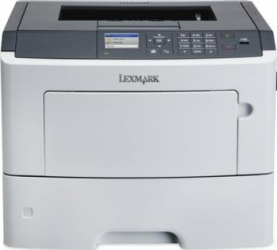 Imprimanta Laser Monocrom Lexmark MS610dn Duplex Retea A4