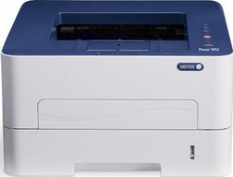 Imprimanta Laser Monocrom XeroX Phaser 3052 Wireless A4 Imprimante Laser