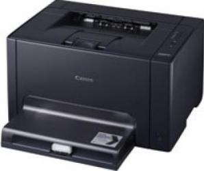 Imprimanta Laser Color Canon i-SENSYS LBP7018C Retea A4