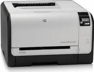 Imprimanta Laser Color HP CP1525N Retea A4 Toner Low Refurbished Imprimante, Multifunctionale Refurbished