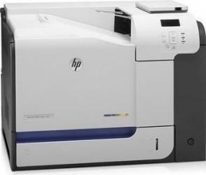 Imprimanta Laser Color HP LaserJet Enterprise 500 Color M551dn Retea Duplex A4 Refurbished Imprimante, Multifunctionale Refurbished