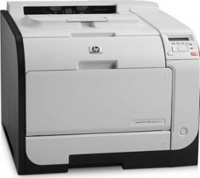 Imprimanta Laser Color HP LaserJet Pro 400 color M451nw Wireless