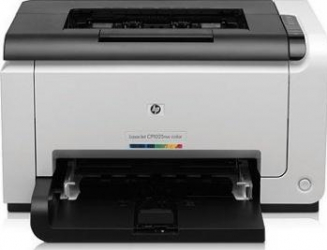Imprimanta Laser Color HP LaserJet Pro CP1025nw Wireless